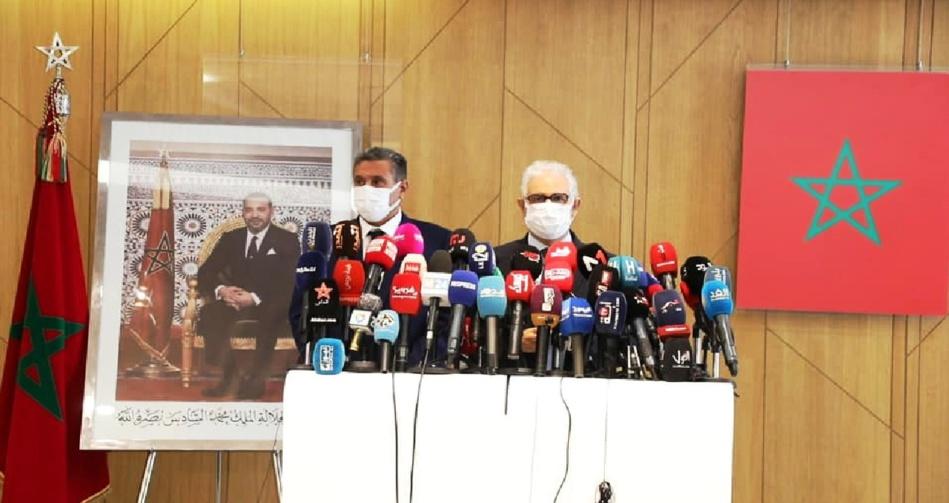 """هذا ما قاله الدكتور """"نزار بركة"""" الأمين العام لحزب الاستقلال عقب مشاورات تشكيل الحكومة"""