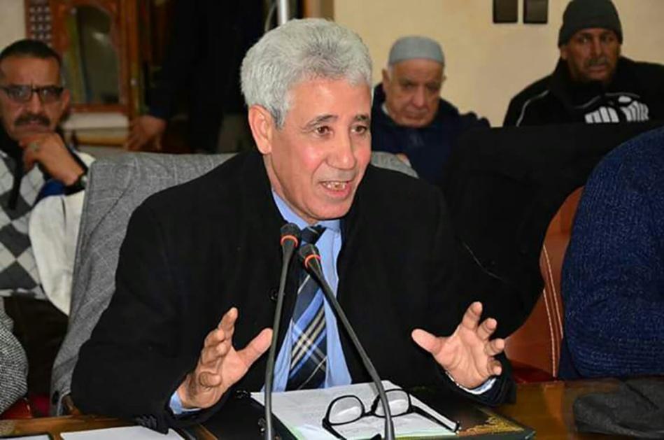 النقيب عبد الواحد الأنصاري رئيسا جديدا لجهة فاس  مكناس
