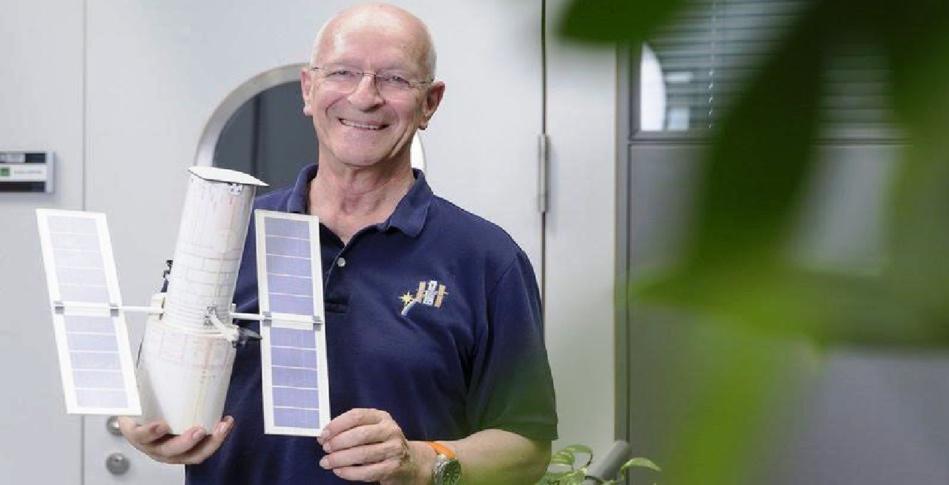 رائد فضاء ضمن وفد لاستكشاف مؤهلات صناعة الطيران بالمغرب