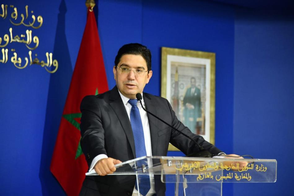 بوريطة يهاتف نظيره الموريتاني و الجزائر تنهج سياسة العصا و الجزرة