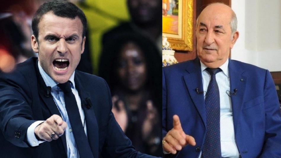 العلاقات الجزائرية الفرنسية في أزمة غير مسبوقة