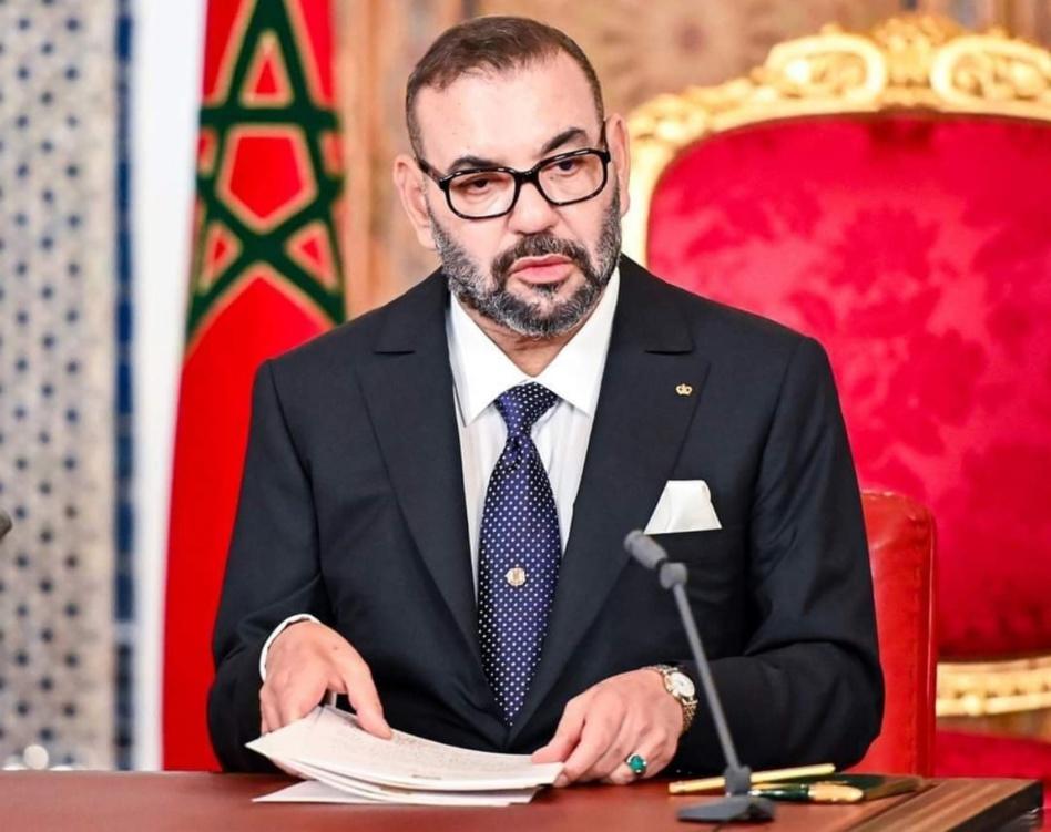 جلالة الملك يترأس مراسم تعيين أعضاء الحكومة الجديدة