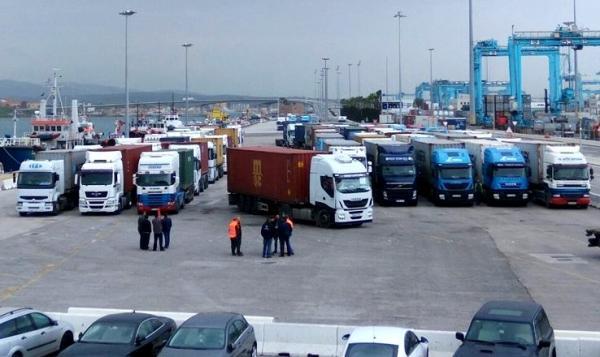 هذه شروط المغرب لمرور الشاحنات الاسبانية إلى التراب الوطني من ميناء طنجة