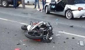 حادث سير مميتة بالقرب من مقبرة الغفران بالبيضاء