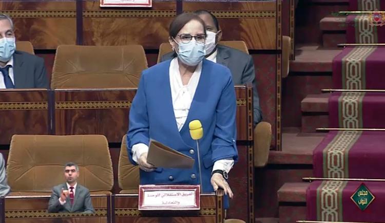 سعيدة آيت بوعلي تترافع من أجل إنصاف الصناع التقليديين الصغار بعد أن أهملتهم الحكومة
