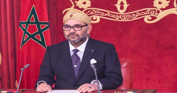 جلالة الملك يوجه خطابا ساميا إلى الأمة بمناسبة الذكرى الخامسة والأربعين للمسيرة الخضراء المظفرة
