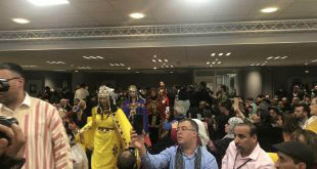 الإحتفال بالسنة الأمازيغية الجديدة  بقلب باريس