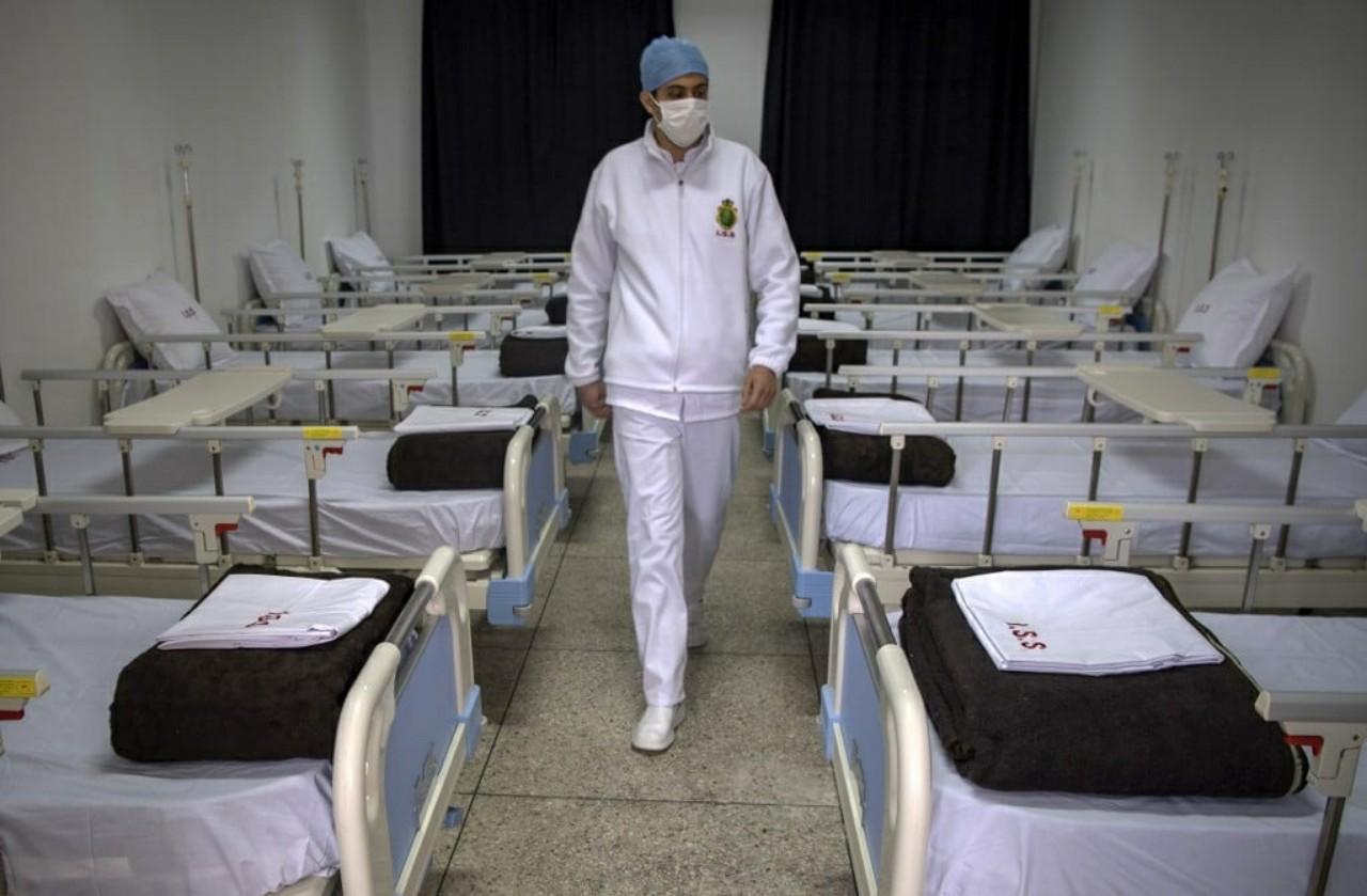 100 سرير إضافي لعلاج مرضى كوفيد19 ببني ملال