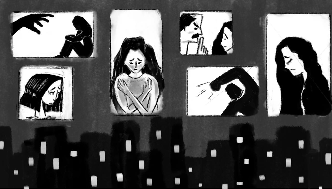 الزومي والعنف المنزلي خلال الحجر الصحي
