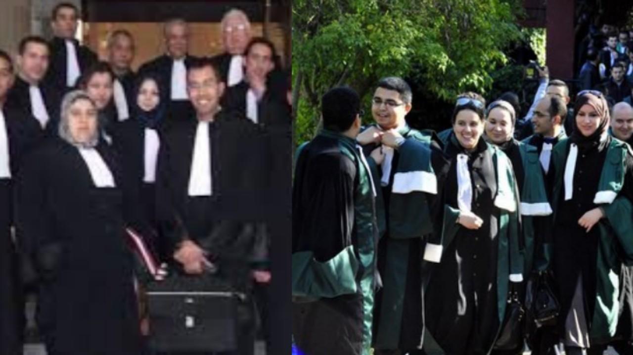 حرب البيانات بين المحامين الشباب ونادي قضاة المغرب