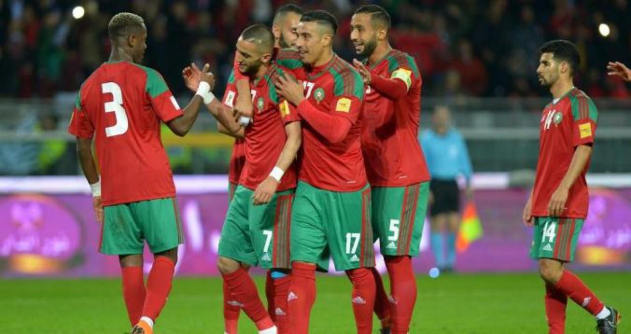 أسود الأطلس يشاركون في بطولة كأس العرب بقطر