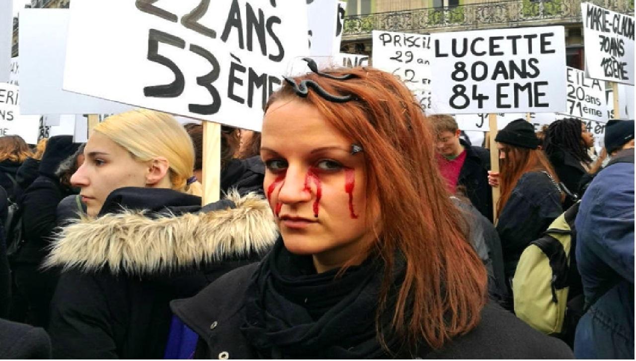 تقرير صادم حول العنف ضد النساء بالمغرب