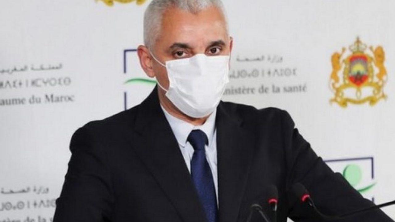 لقاء مع وزير الصحة البروفيسور خالد آيت الطالب