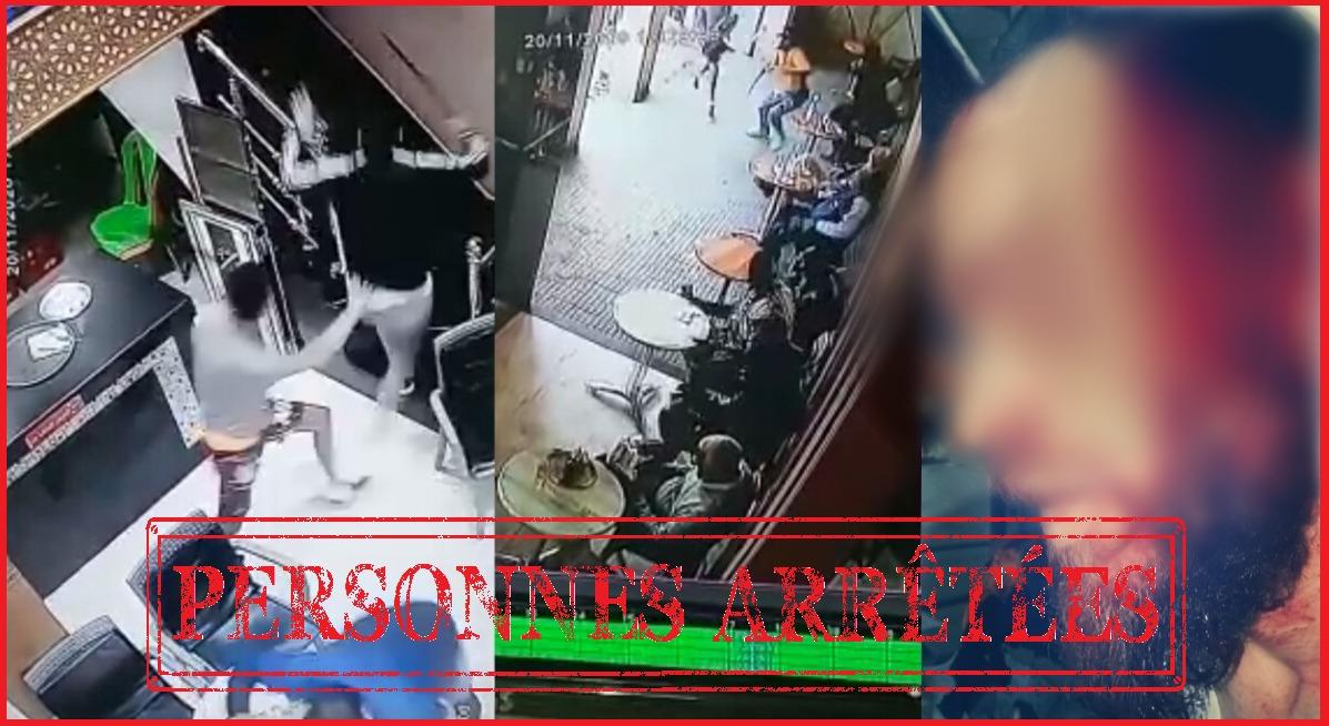 أمن الرباط يُوقِف 3 أشخاص متورطين في قضية إعتداء بالسلاح الأبيض