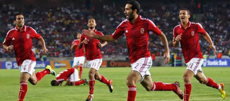 الأهلي المصري يحرز كأس دوري أبطال أفريقيا بعد هدف قاتل