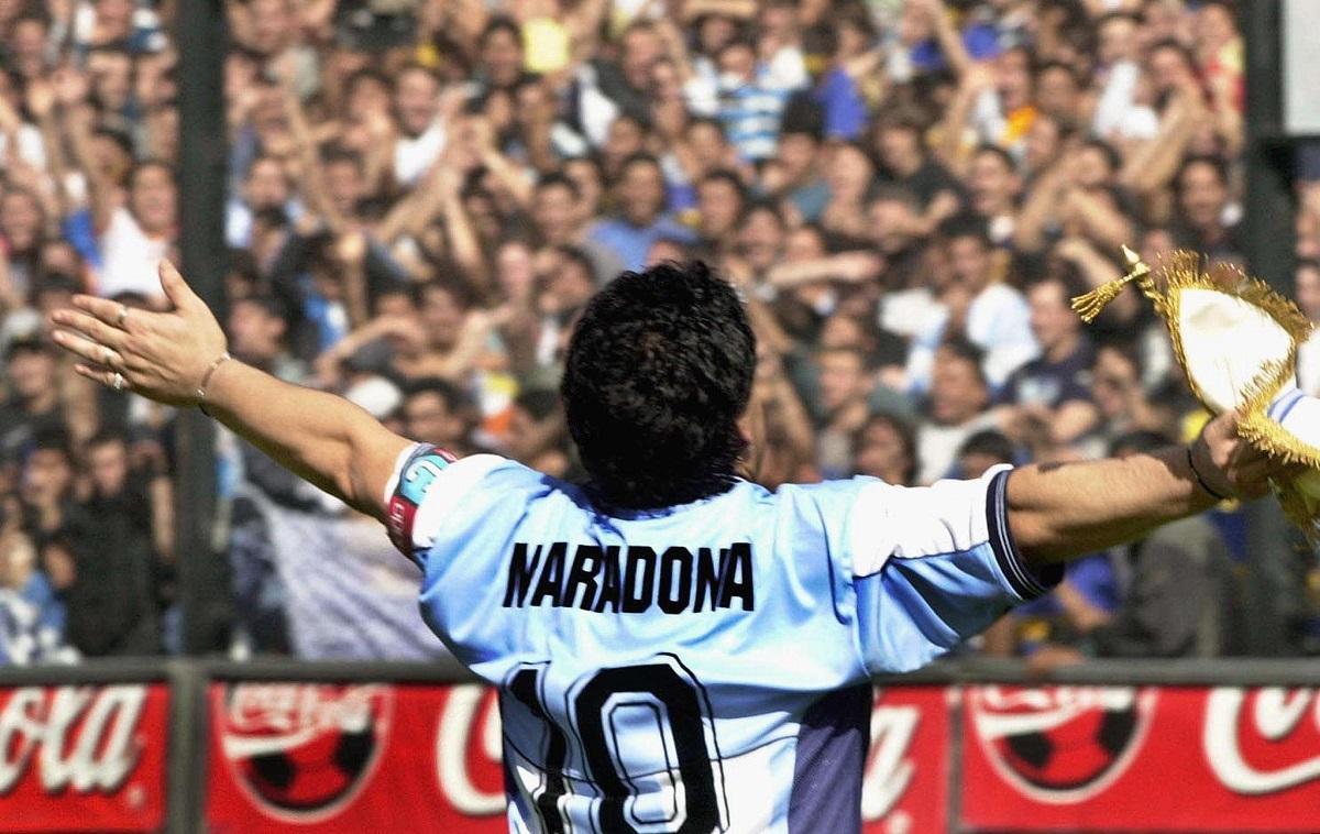 ماذا طلب مارادونا من عائلتِه قبل وفاته؟