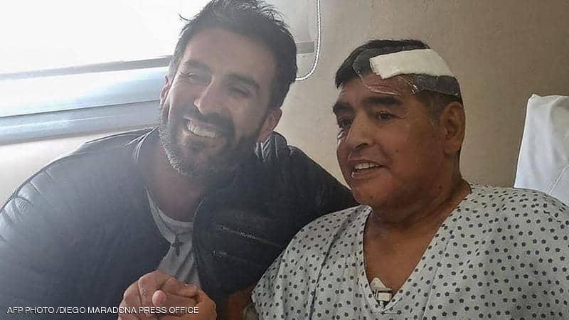 تهمة «القتل غير العمد» تلاحقُ طبيب مارادونا