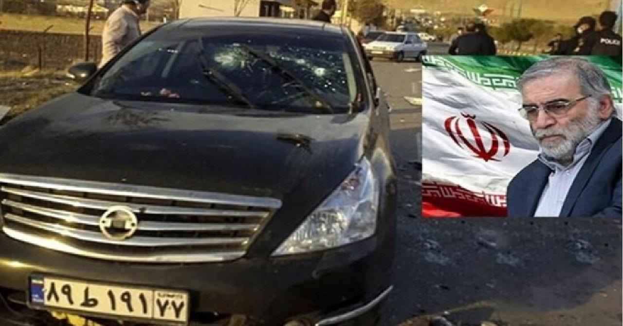 العالم الإيراني اغتيل بسلاح صنع في إسرائيل