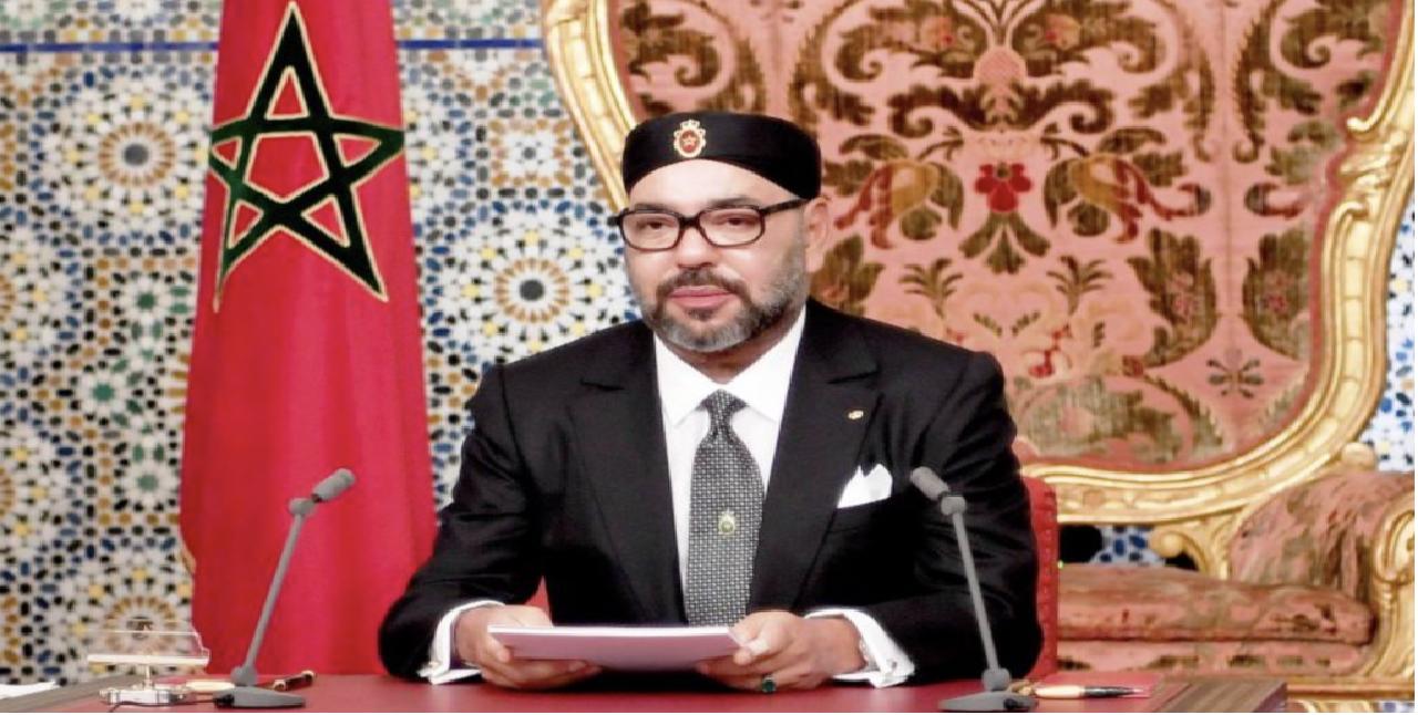 جلالة الملك يعزي في وفاة الرئيس الأسبق جيسكار ديستان
