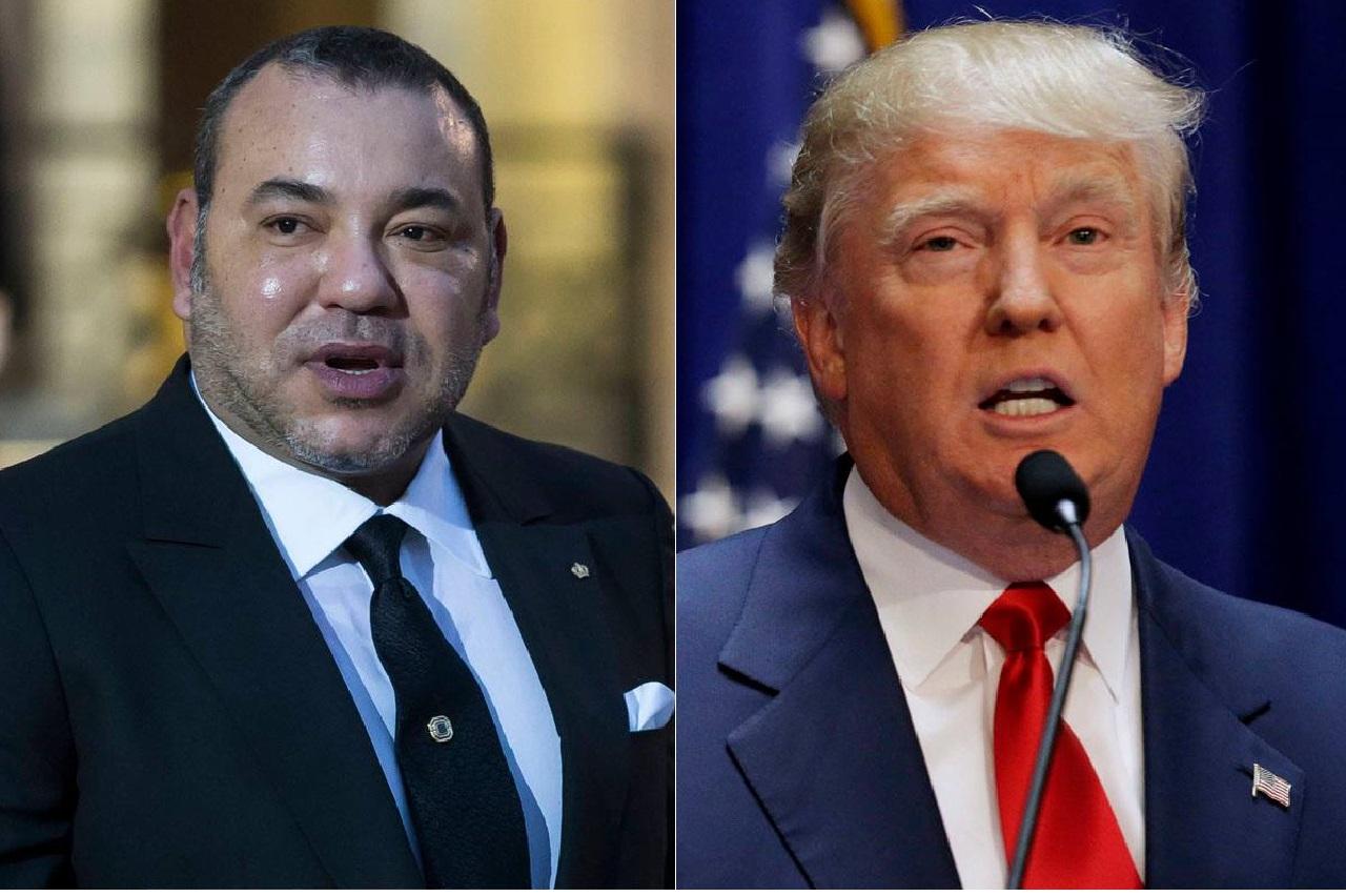 دول عربية ترحب باعتراف الولايات المتحدة بسيادة المغرب على صحراءه