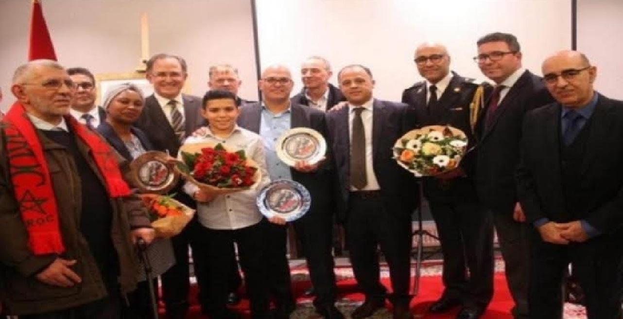 الحسن بنموساتي القنصل الجديد للمغرب بوهران يباشر مهامه في ظروف استثنائية