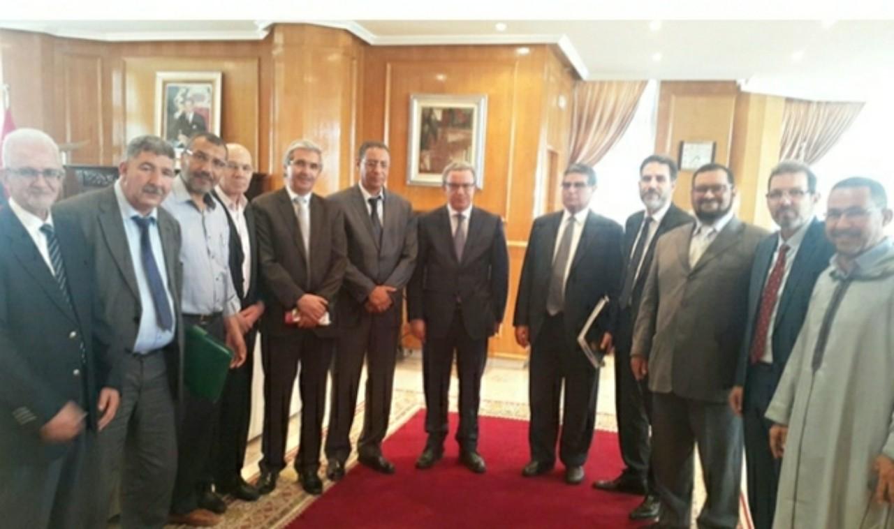 ساسيوي رئيسا جديدا للهيئة الوطنية للعدول بالمغرب