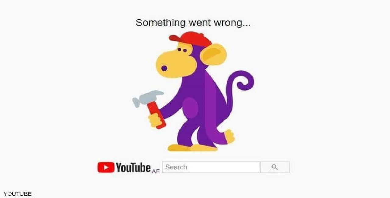 عاجل.. عطل عالمي يضرب موقعي «يوتيوب» و«جي ميل»