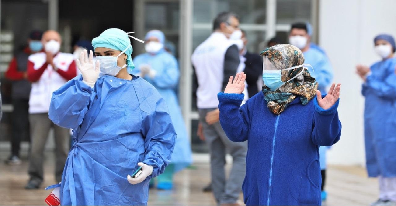 حصيلة مُنْخَفَضِة لعدد إصابات كورونا بالمغرب وهذا توزيعها
