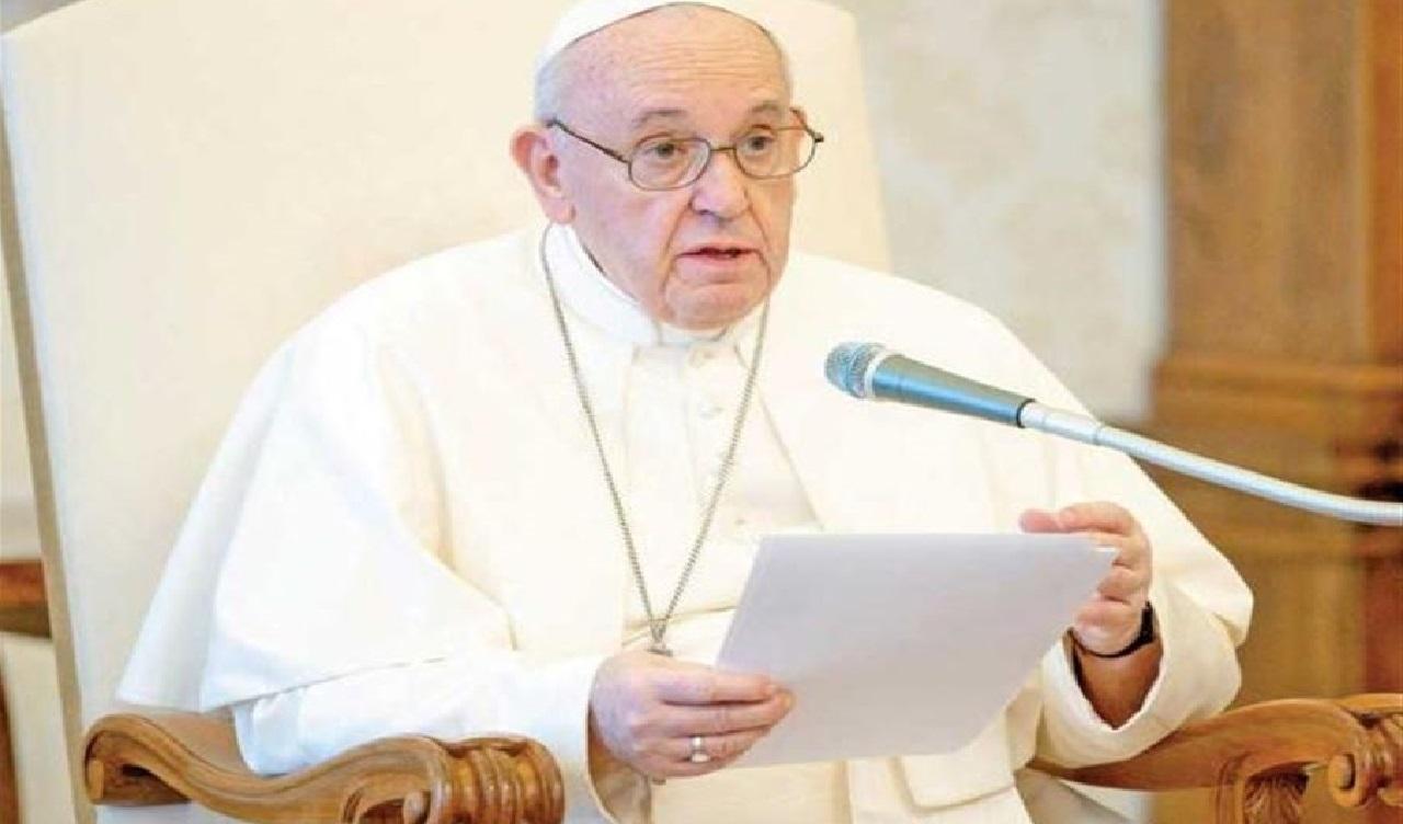 رسالةٌ بابا الفاتيكان إلى زُعماء العالم