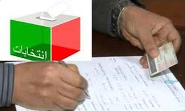 عملية التسجيل في اللوائح الانتخابية الخاصة بالغرف المهنية