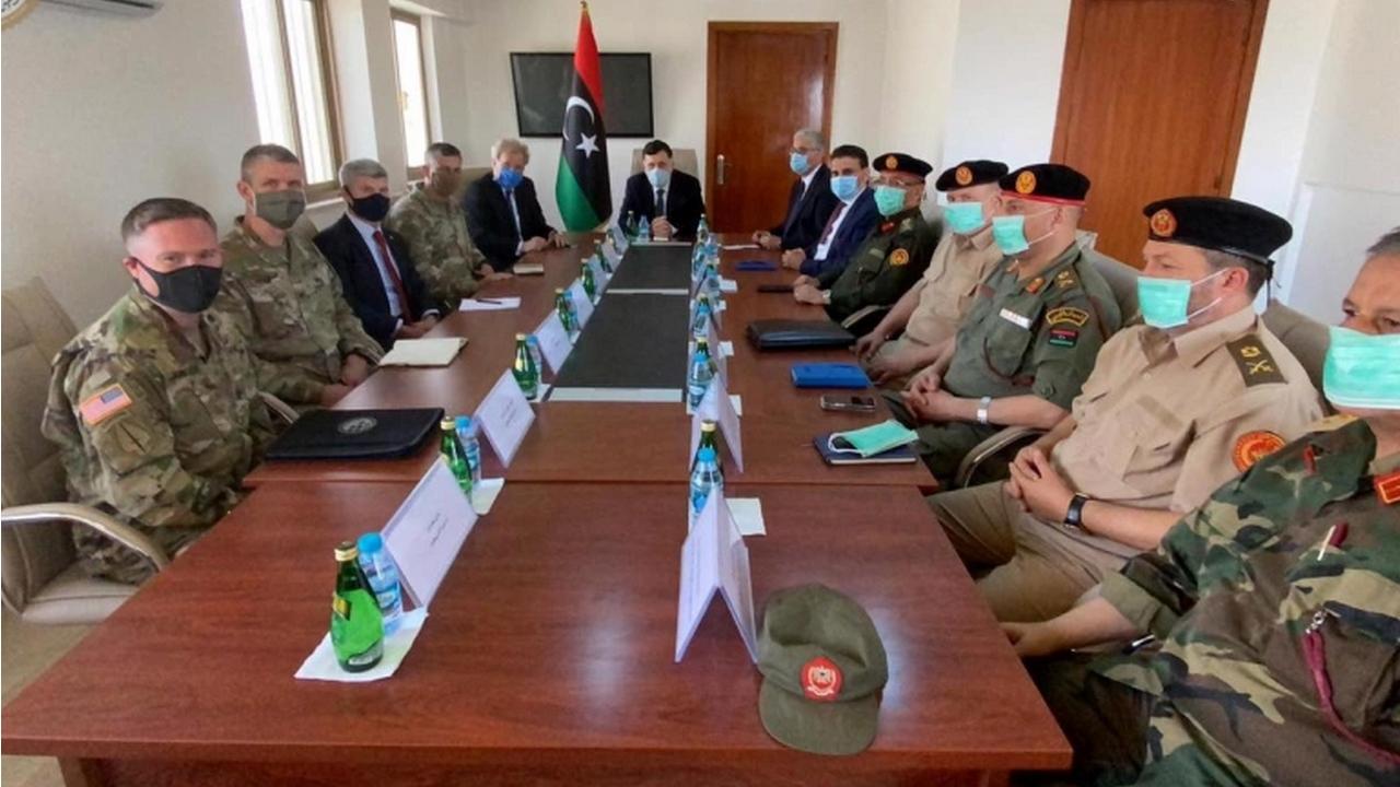ليبيا.. واشنطن متشبثة بوقف إطلاق النار وفرنسا تراسل حفتر