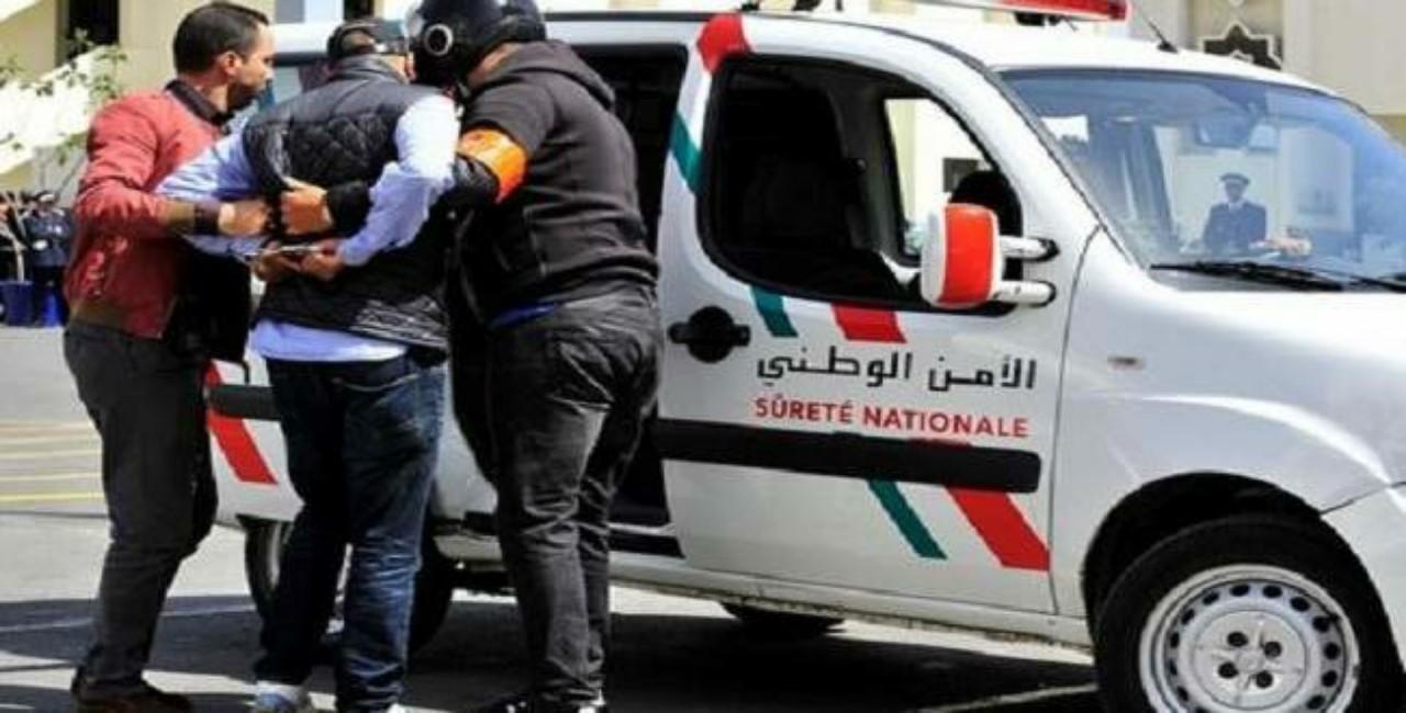 شرطي مزيف متهم بانتحال صفة والنصر والاحتيال يقع في قبضة العدالة بالبيضاء