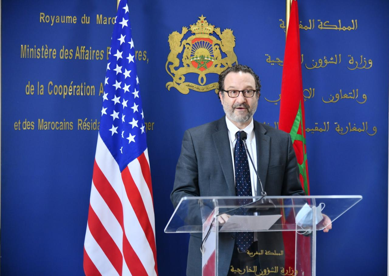 رسمياً.. كاتب الدولة الأمريكي المساعد المكلف بالشرق الأوسط يزور المغرب