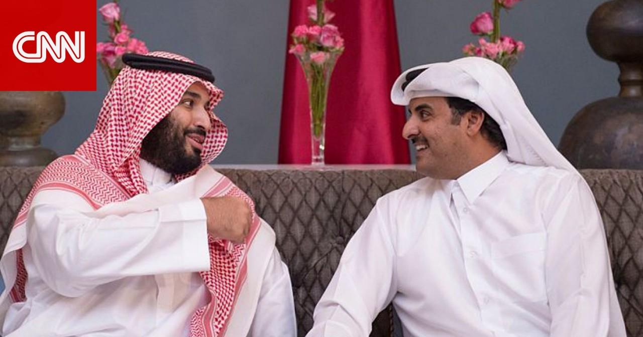 فتح الحدود وعودة العلاقات بين السعودية وقطر