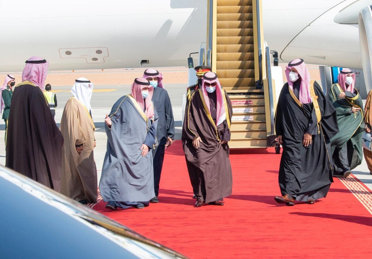 اكتمال وصول وفود دول الخليج للمشاركة بقمة مجلس التعاون