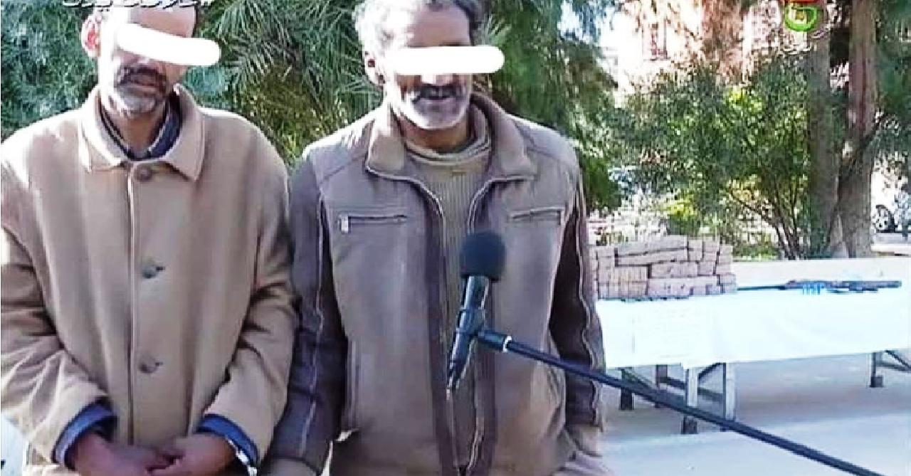 سلوك يدين نظام الجنرالات قبل كل شيء.. التلفزيون الجزائري يشهر بمدنيين عزل لإلصاق تهمة المخدرات ببلاد بأكملها