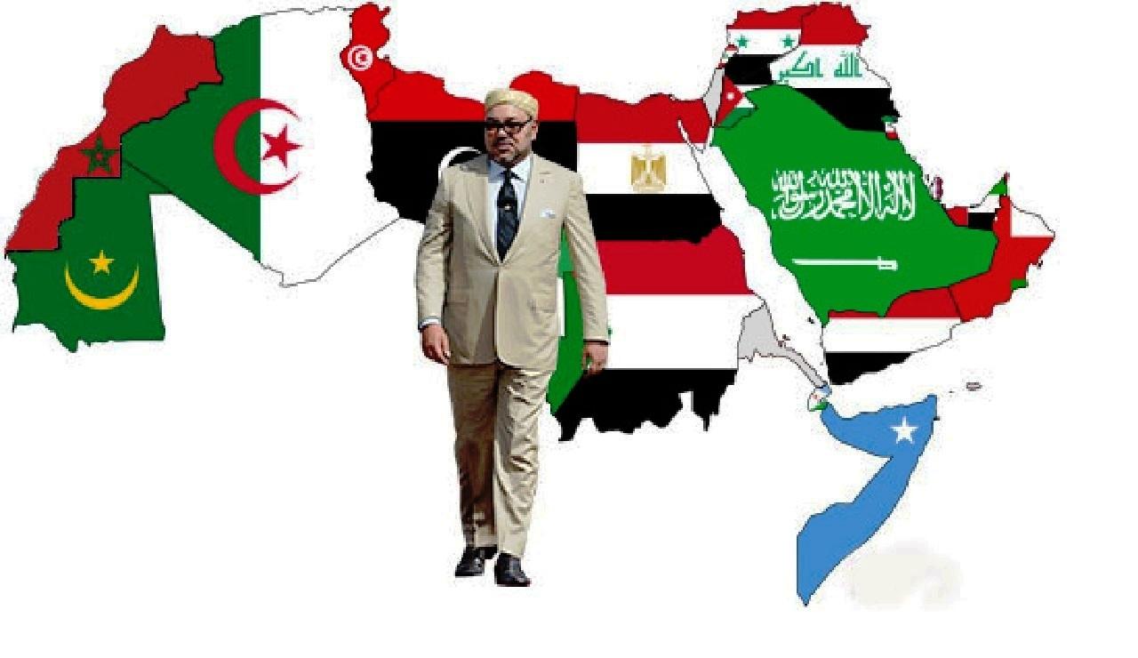 المغرب يُعَبِّرُ عن ارتياحه للتطور الإيجابي الذي تشهده العلاقات بين دولتي السعودية وقطر
