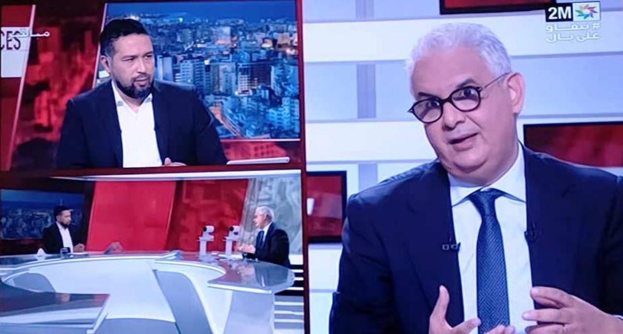 """برنامج """"حديث الصحافة"""" يستضيف الأستاذ نزار بركة الأمين العام لحزب الاستقلال"""