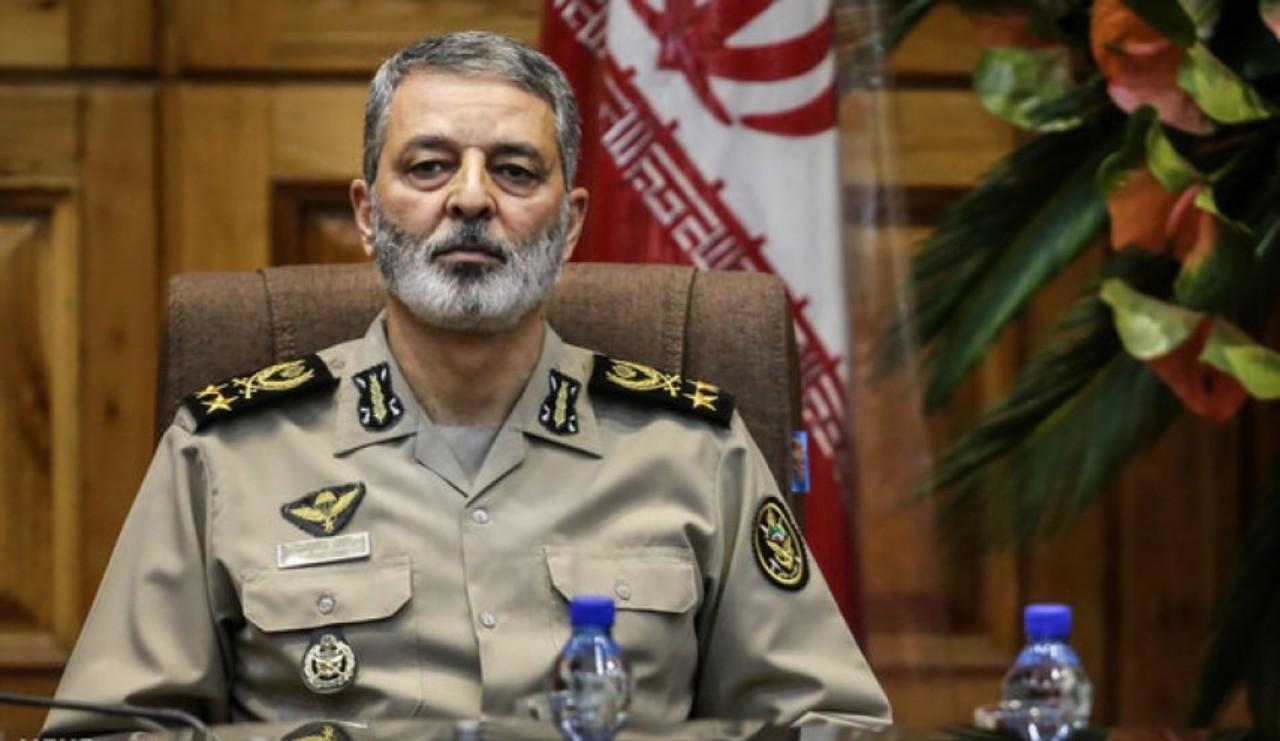 الجيش الإيراني يرصد غواصة مجهولة شمال المحيط الهندي