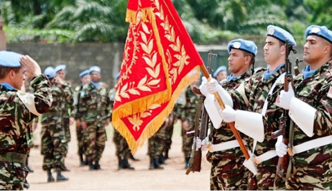 مصرع جندي مغربي في هجوم مُسَلّح بإفريقيا الوسطى