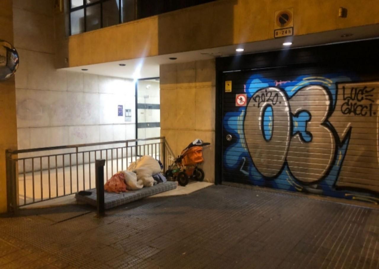 موجة البرد تحصد روح شخص آخر ببرشلونة في ظرف أسبوع