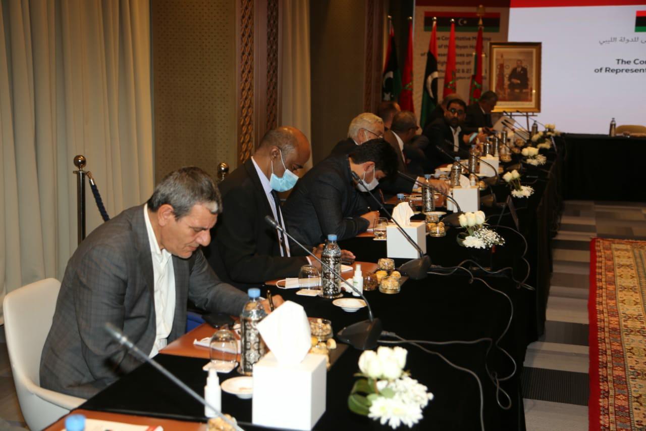 بوزنيقة تعيش جولة اخرى للحوار الليبي