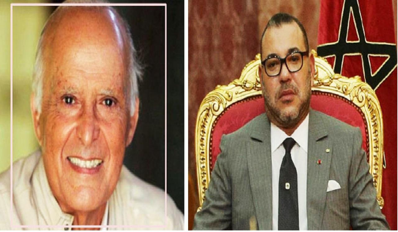 جلالة الملك يبعث ببرقية تعزية إلى أفراد أسرة المرحوم مولاي امحمد العراقي