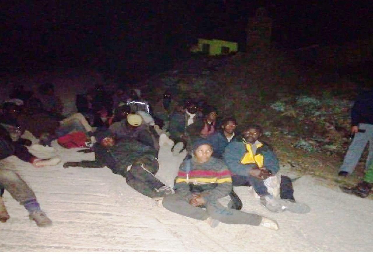 توقيف حوالي 50 مهاجرا سريا بجماعة ازمورن