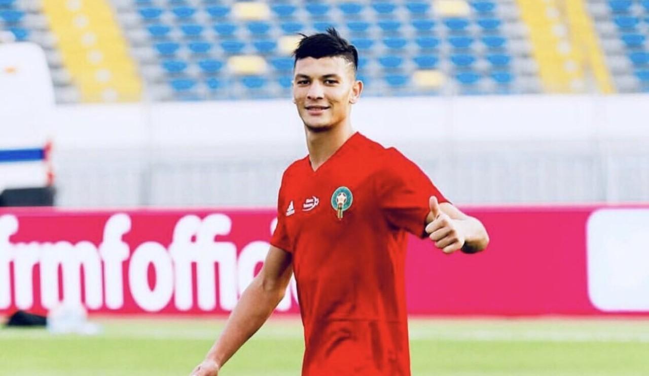 المنتخب المغربي يخسر خدمات اللاعب أشرف داري قبل مواجهة زامبيا