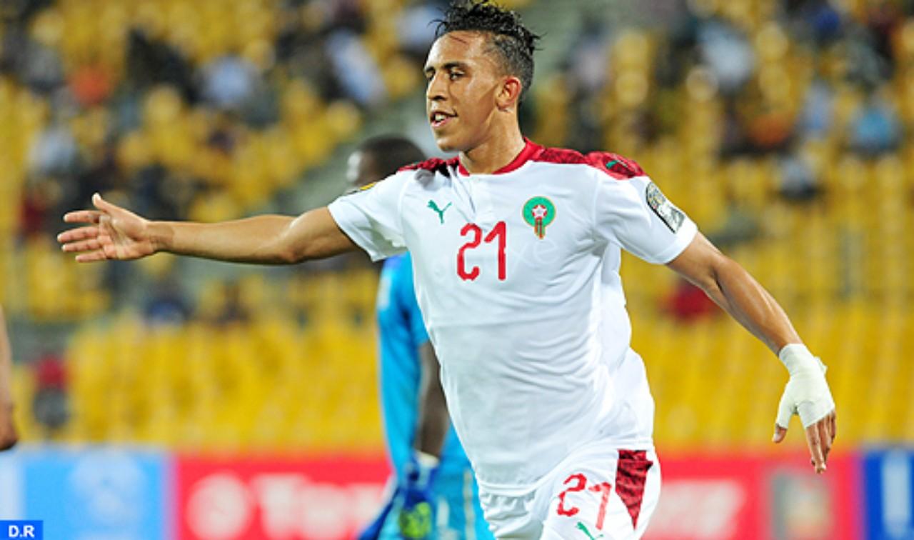 المنتخب المغربي يسحق نظيره الكاميروني برباعية نظيفة ويبلغ نهائي الشان