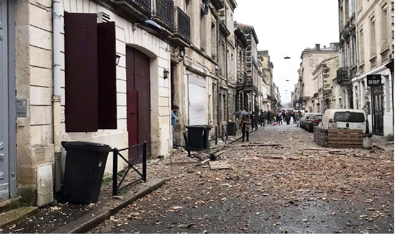 إصابات في انفجار بمبنى سكني في بوردو الفرنسية