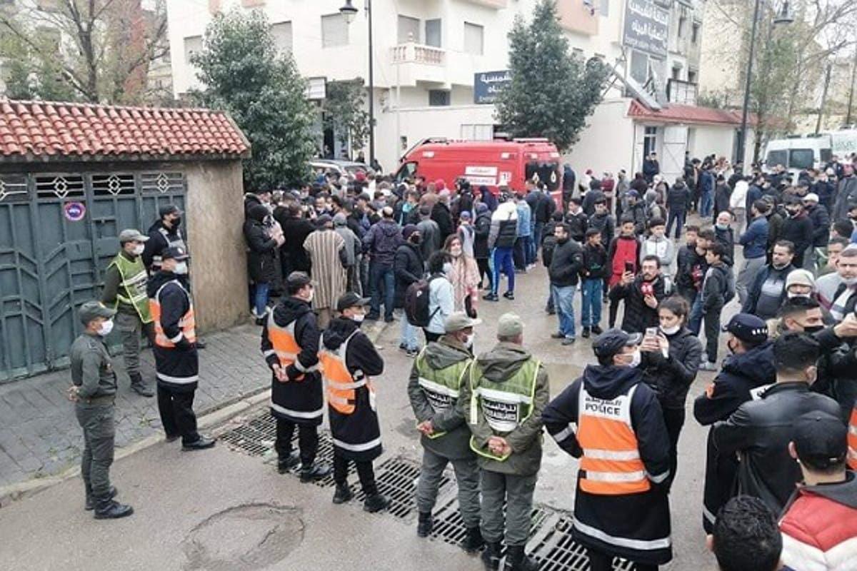 ارتفاع حصيلة فاجعة طنجة إلى 28 قتيلا من بينهم زوجين