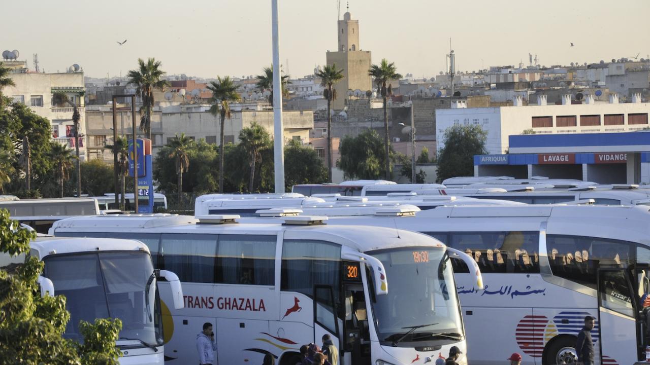 استمرار إغلاق محطة أولاد زيان  يعمق أزمة النقل الطرقي بين البيضاء وباقي المدن