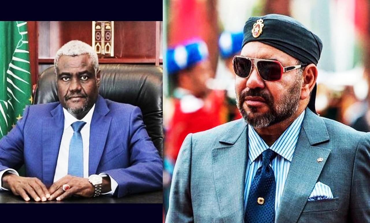 تهنئة ملكية لـ«موسى فقي» بمناسبة إعادة انتخابه على رأس «الاتحاد الإفريقي»